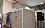 DBS Electric - Sunset District Remodel - Kitchen Cabinets