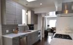 DBS Electric - Sunset District Remodel - Kitchen View